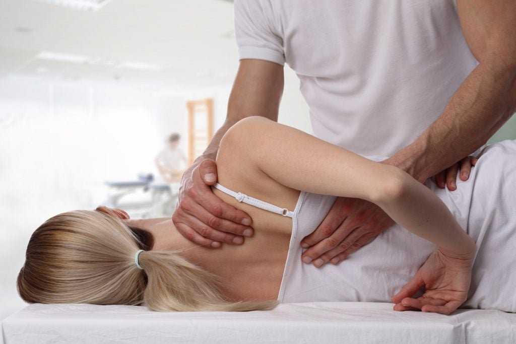 Therapy for neck pain