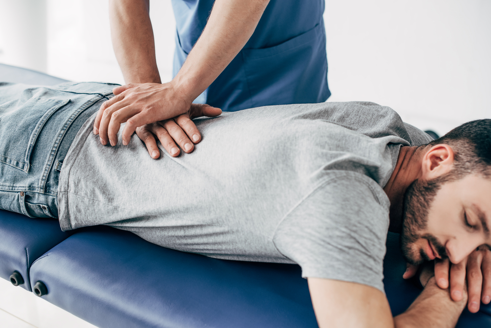 Utah manual chiropractic adjustments